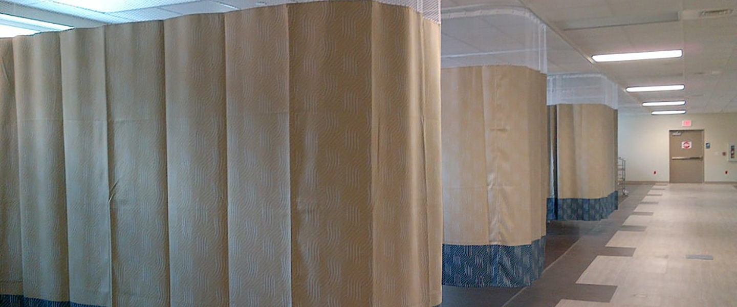 Cubicle Curtains & Privacy Curtains | Healthcare Curtains